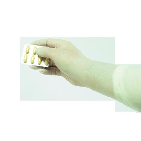 SHIELDskin XTREME™ Sterile White nitrile 400 DI+